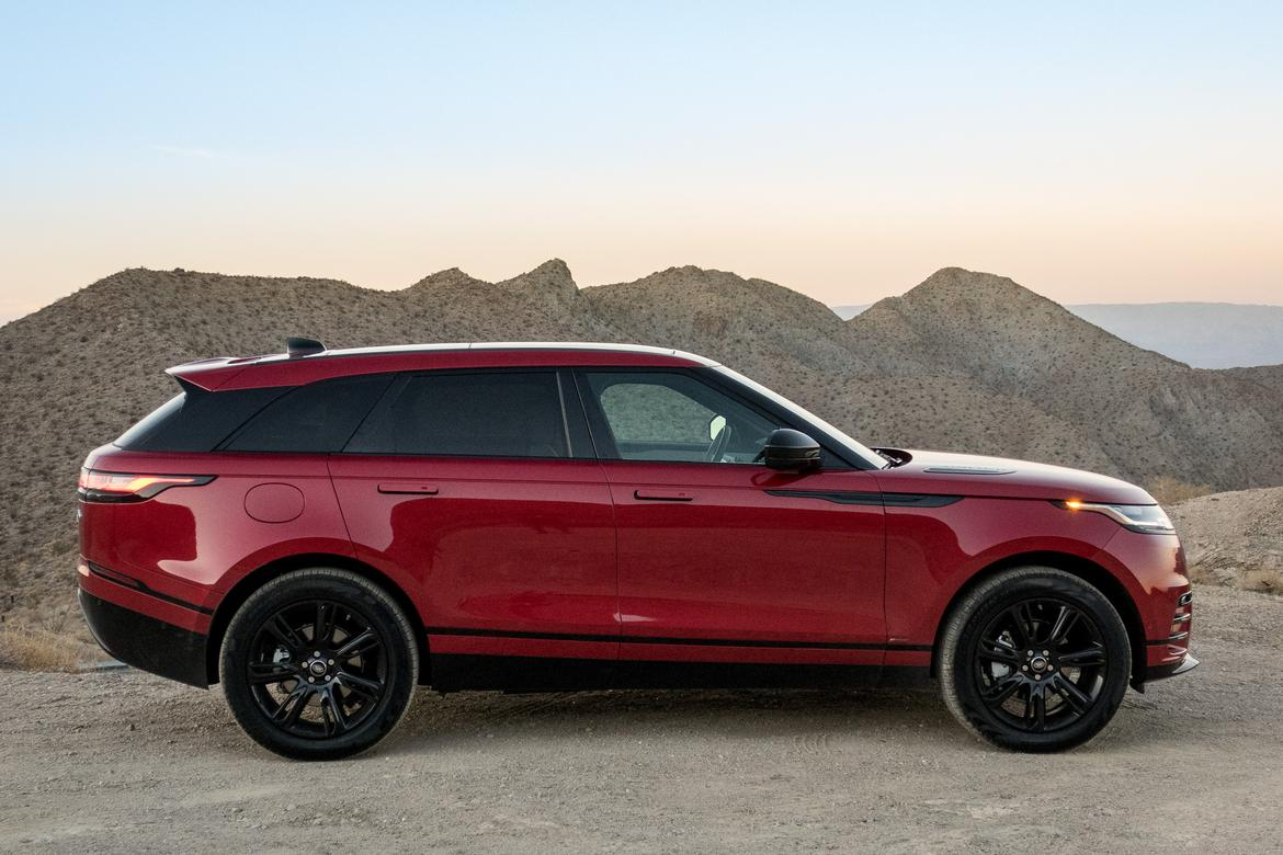 2018 Land Rover Range Rover Velar Review First Drive