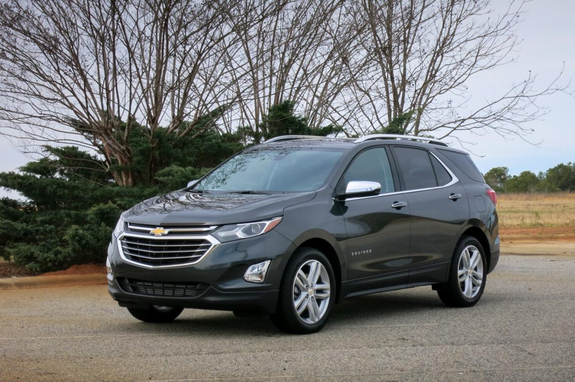 2018 Chevrolet Equinox Review First Drive