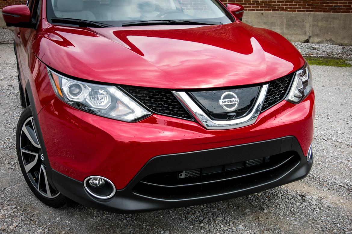 2017 Nissan Rogue Sport Our View