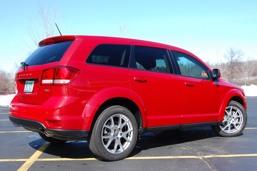 2013 dodge journey our review. Cars Review. Best American Auto & Cars Review