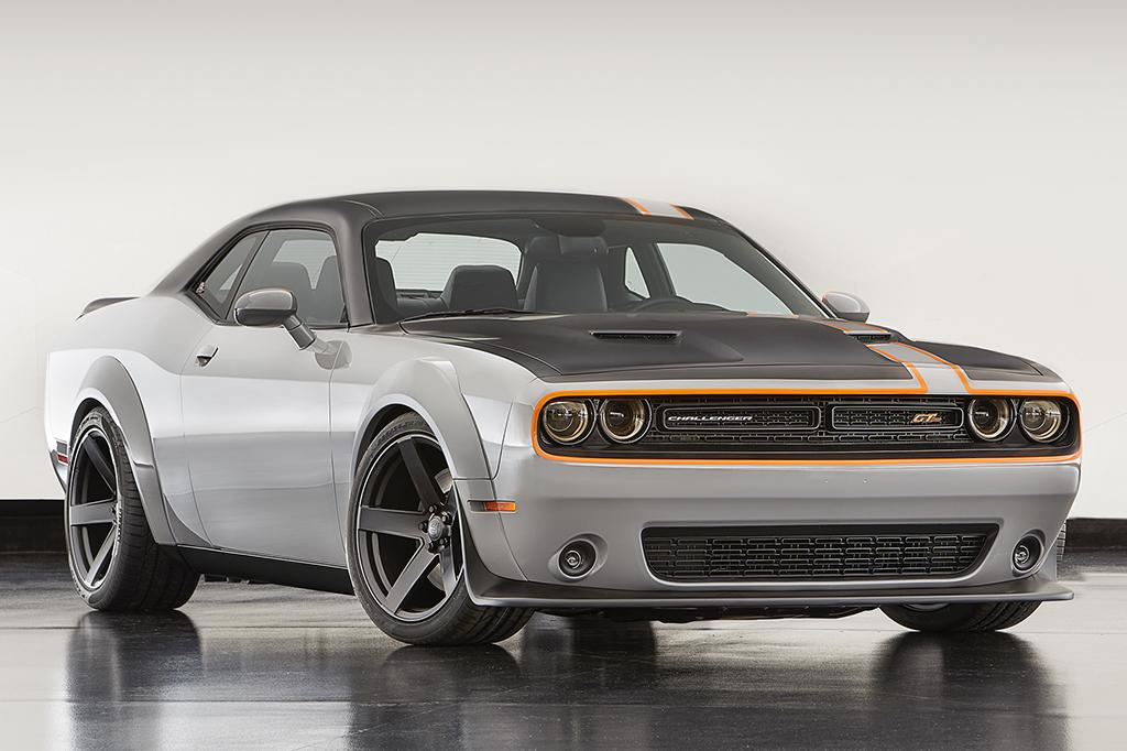 Dodge Challenger GT AWD Concept;