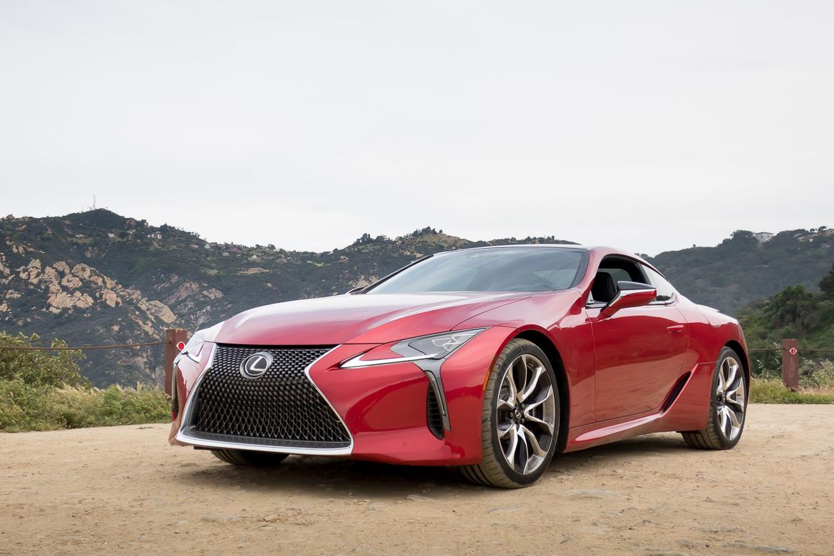 2018 lexus lc.  2018 Stylinu0027 And Profilinu0027 Intended 2018 Lexus Lc