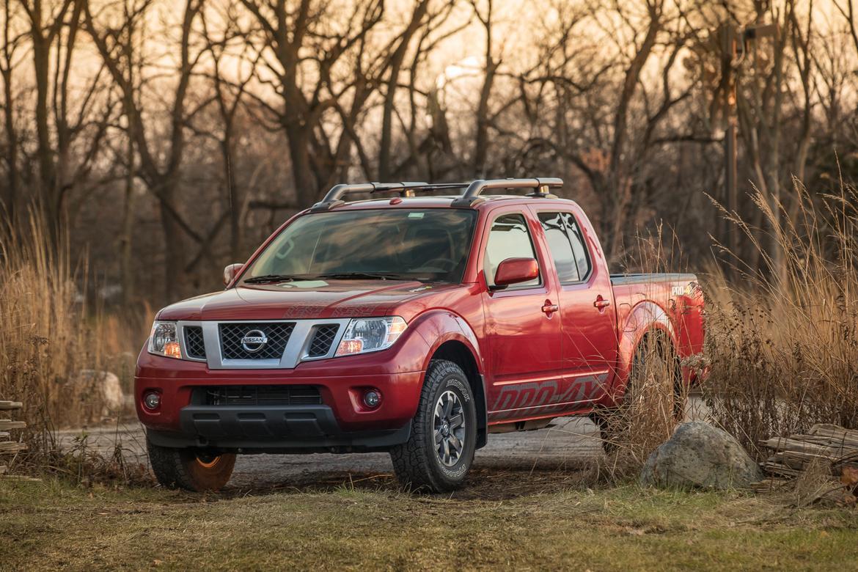 2017 Nissan Frontier Review Trucks Do Exist