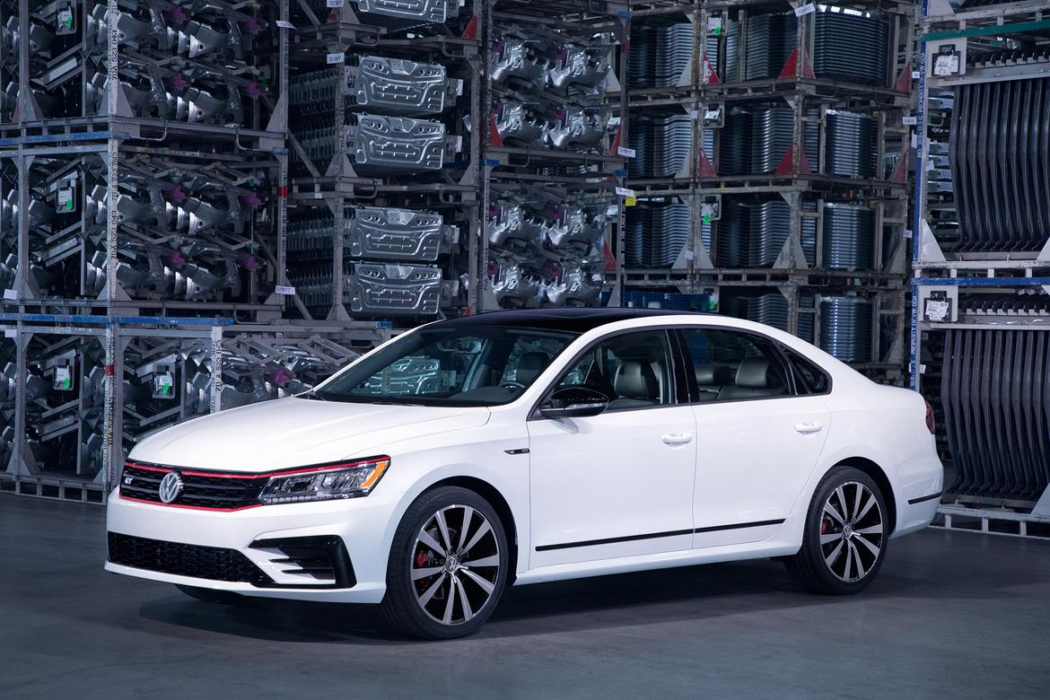 Volkswagen Passat GT wants to be a GTI for grown-ups