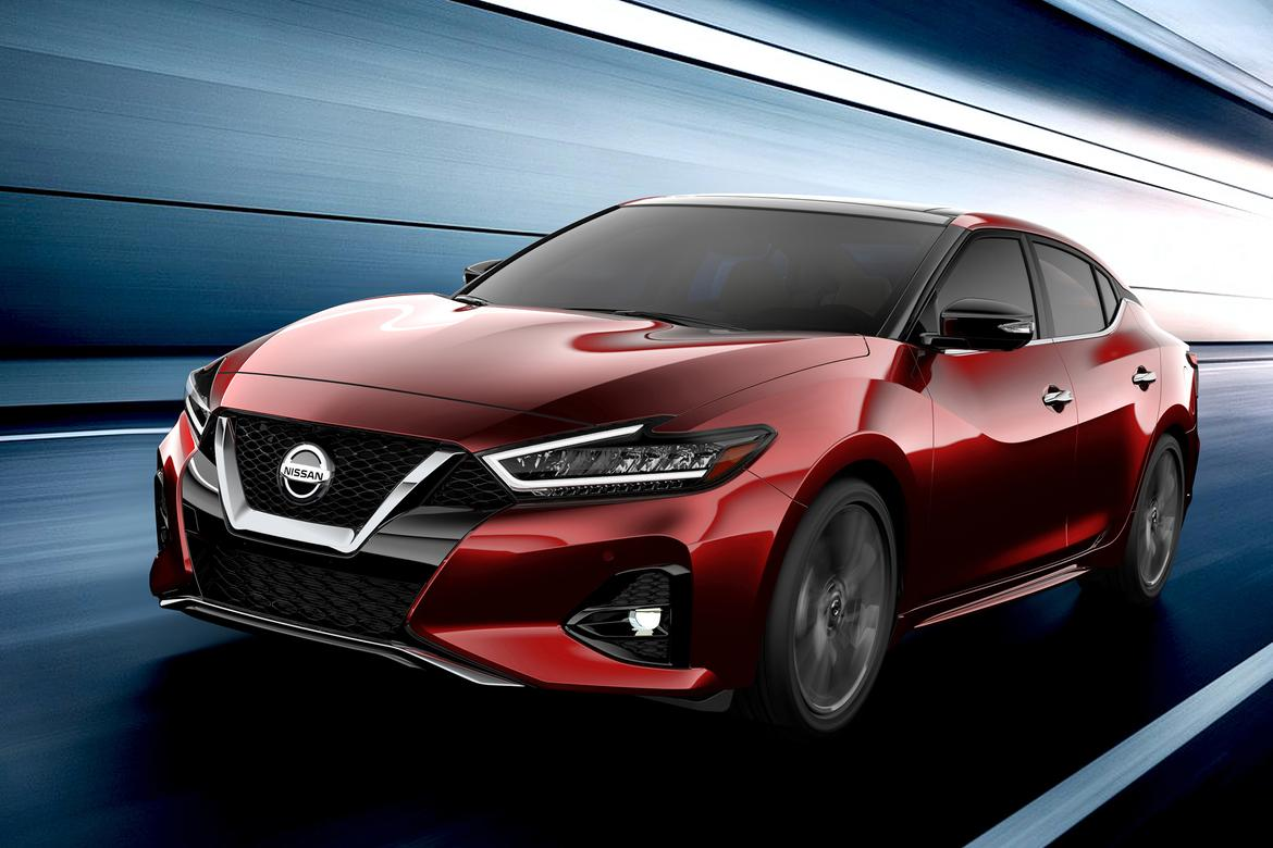 Updated 2019 Nissan Maxima on Its Way to L.A. | News ...