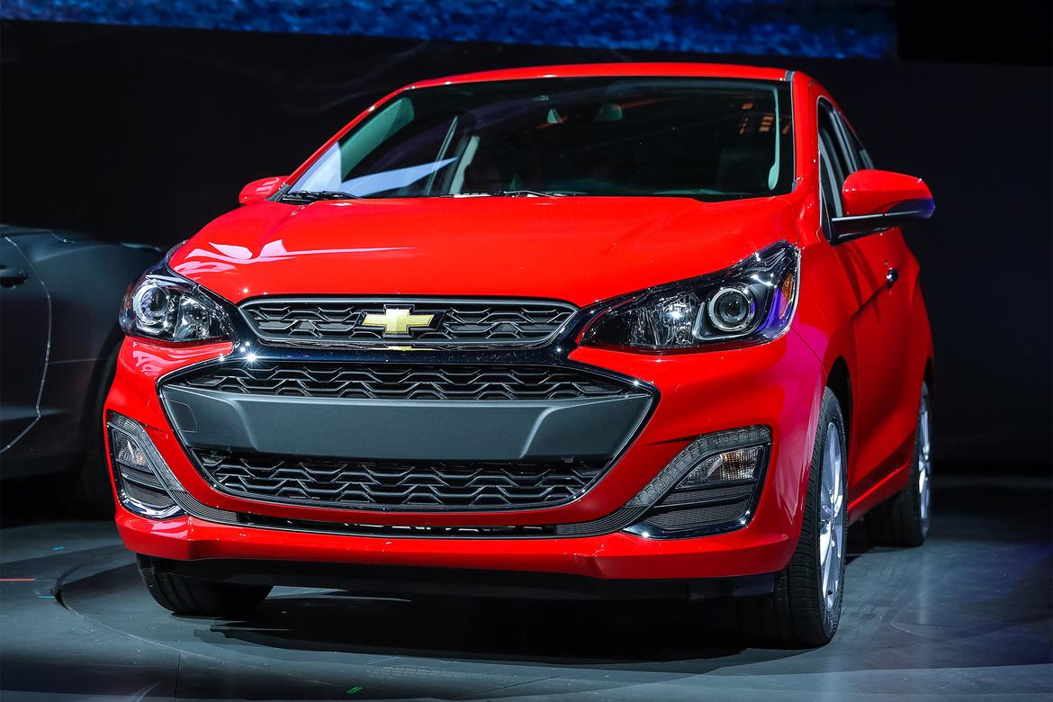 Chevrolet Updates Cruze, Malibu and Spark for 2019   News ...