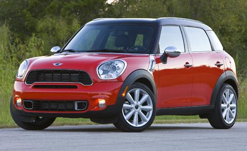 2017 Mini Cooper Countryman Priced At 21 650 Up To 35 Mpg