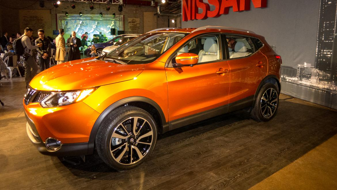 2017 nissan rogue sport how much will it cost news. Black Bedroom Furniture Sets. Home Design Ideas