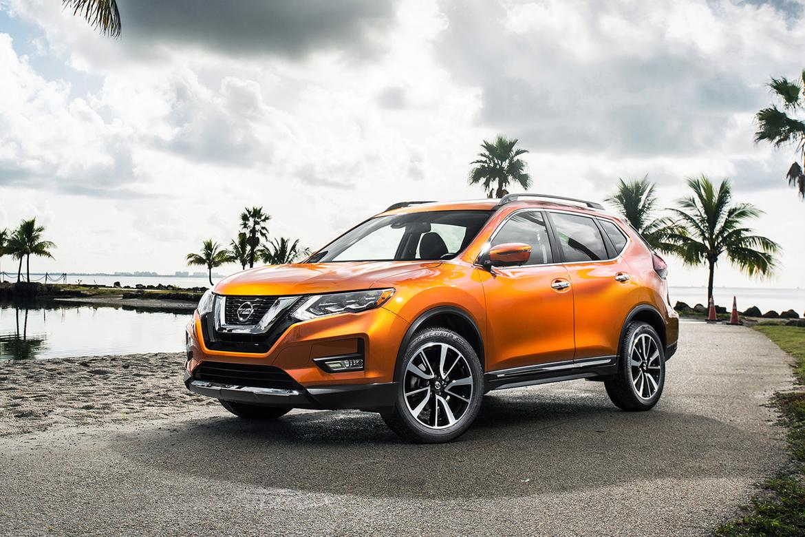 2017 Nissan Rogue Best Car