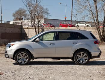 2011 acura mdx our review. Black Bedroom Furniture Sets. Home Design Ideas