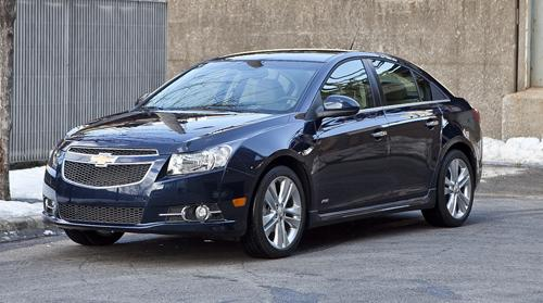 recall alert 2011 chevrolet cruze news. Black Bedroom Furniture Sets. Home Design Ideas