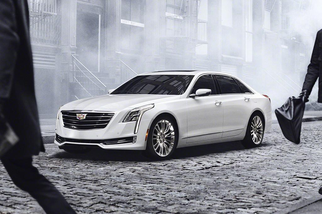 2016 cadillac ct6 first look news. Black Bedroom Furniture Sets. Home Design Ideas