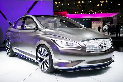 Infiniti Cancels Electric Car Plans News Cars Com