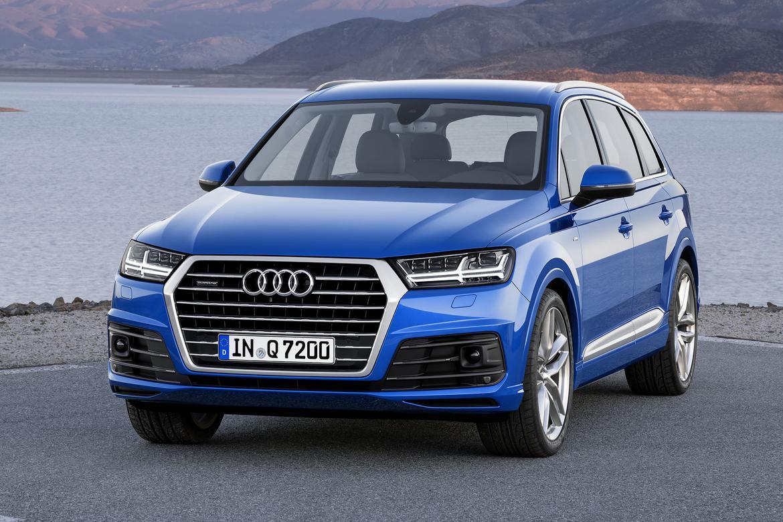 Audi Q Review News Carscom - Audi q7 review