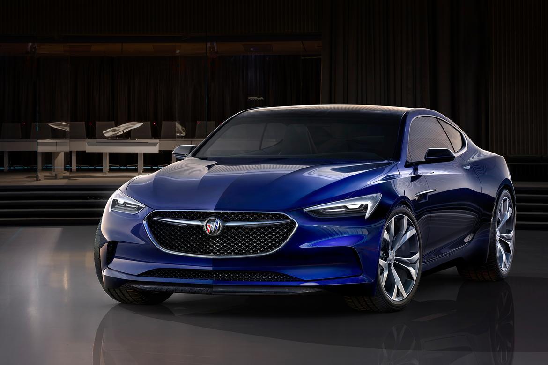 Buick Avista Concept First Look