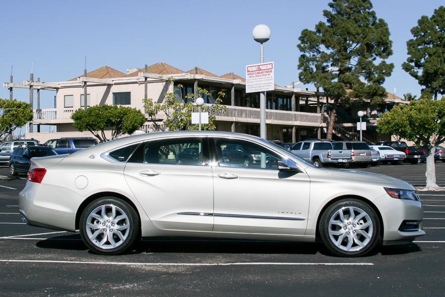 2013 Chevy Impala Ltz >> 2015 Chevrolet Impala - Our Review | Cars.com
