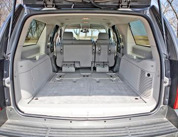 Superb Chevy Suburban Interior Cargo Dimensions Best Accessories Home 2017