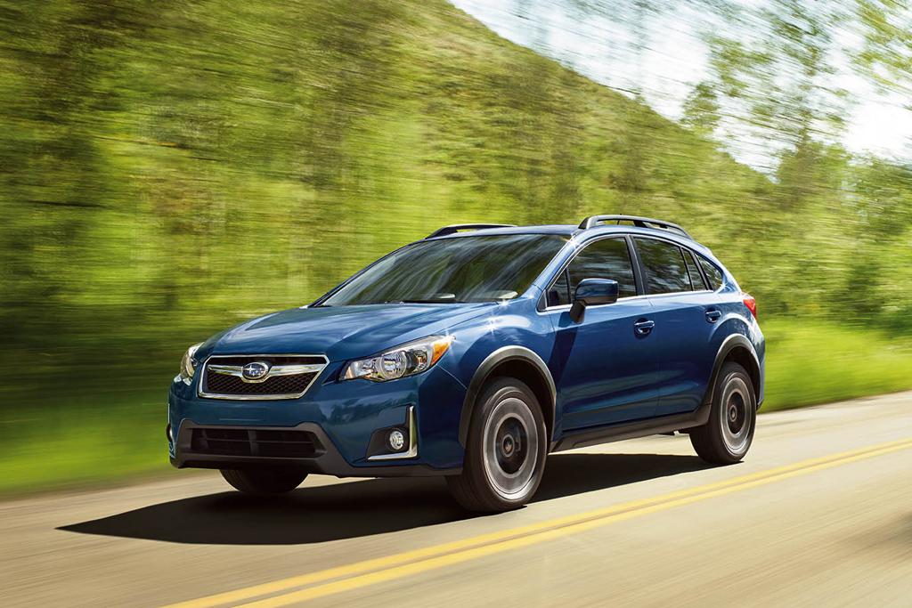 2016 subaru xv crosstrek gets some updates keeps same. Black Bedroom Furniture Sets. Home Design Ideas