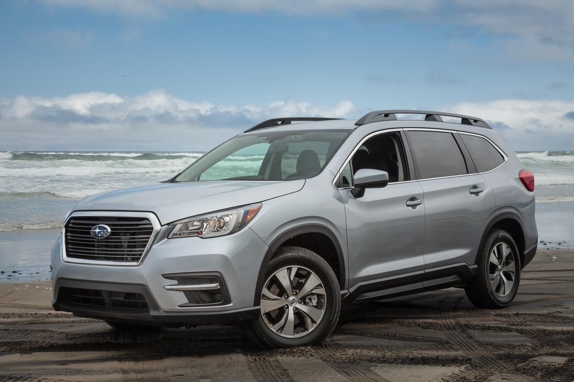 2019 subaru ascent first drive  ready to conquer a family u0026 39 s everyday adventures