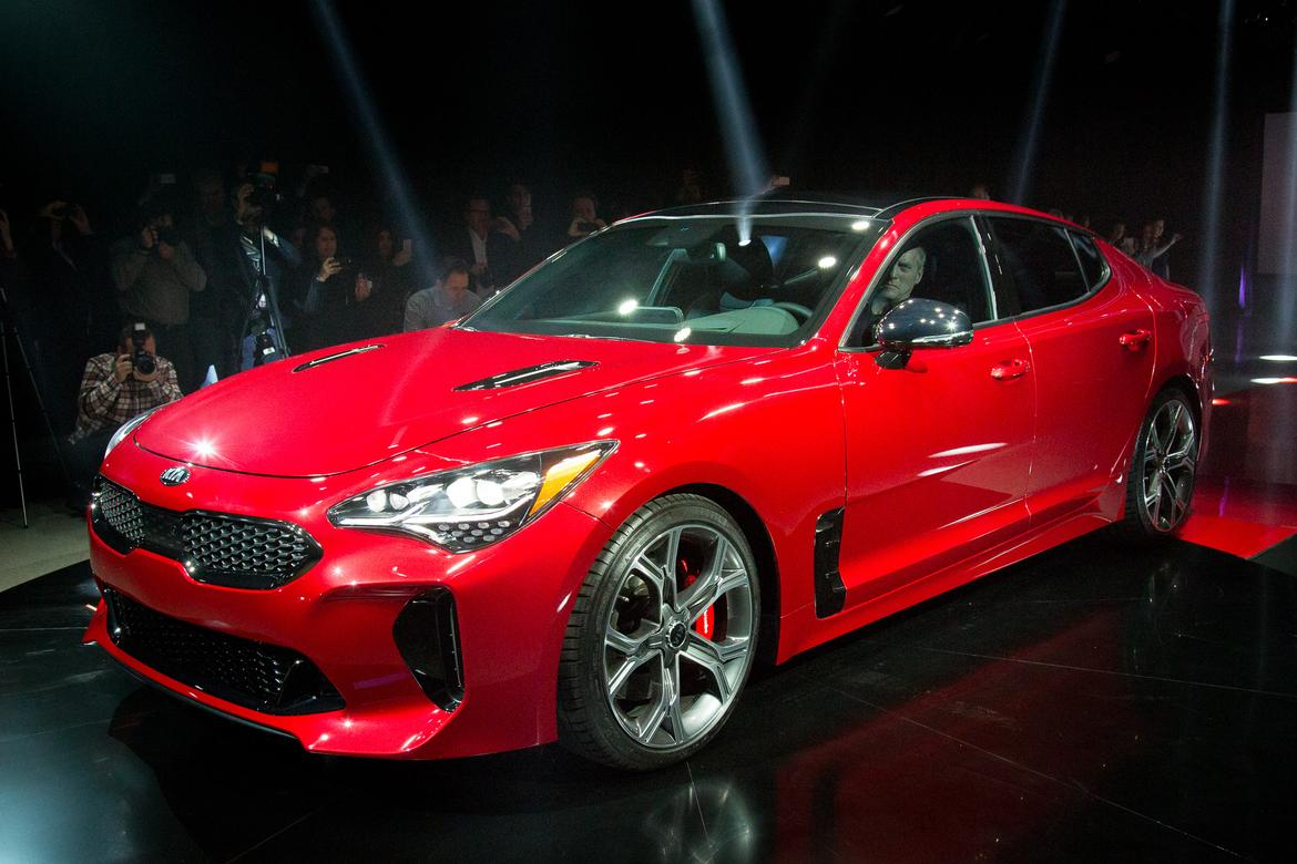 Kia Stinger: The Numbers Are Out