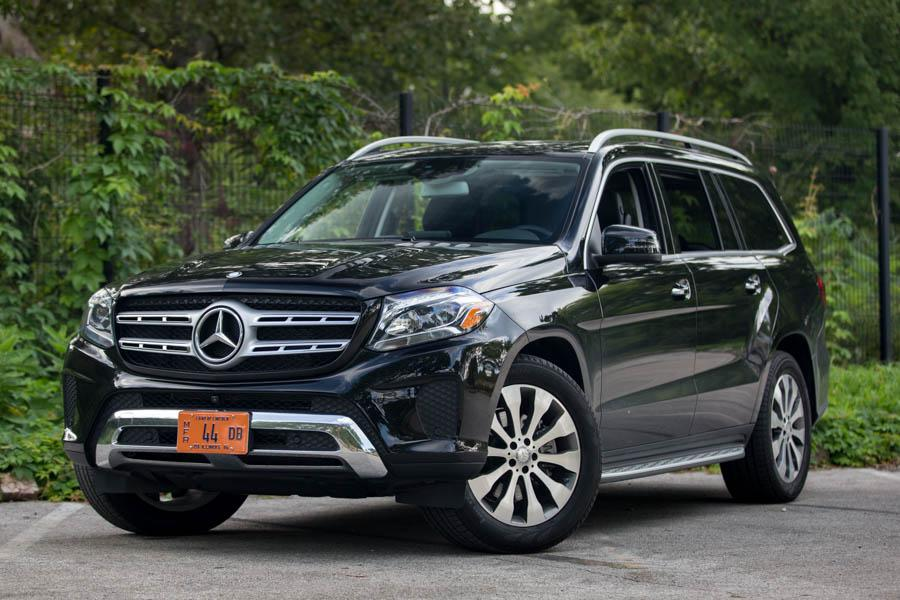 2017 mercedes benz gls 450 our review for 2017 mercedes benz gls450