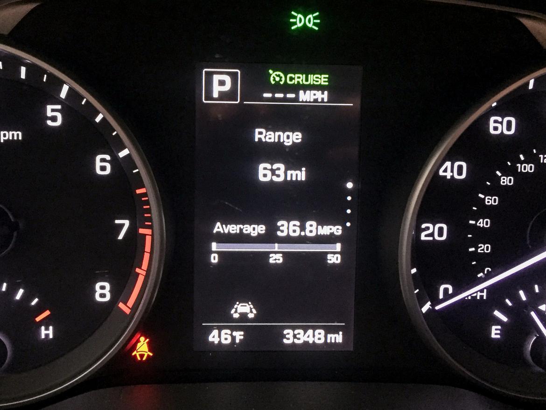 2017 Hyundai Elantra RealWorld Mileage  News  Carscom