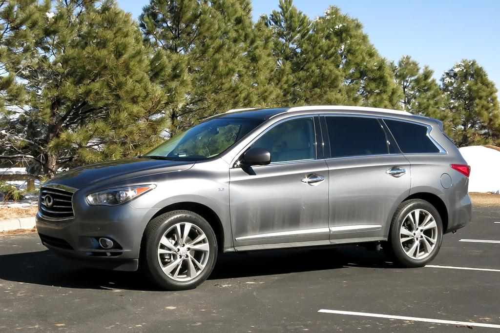Infiniti qx60 2015 review