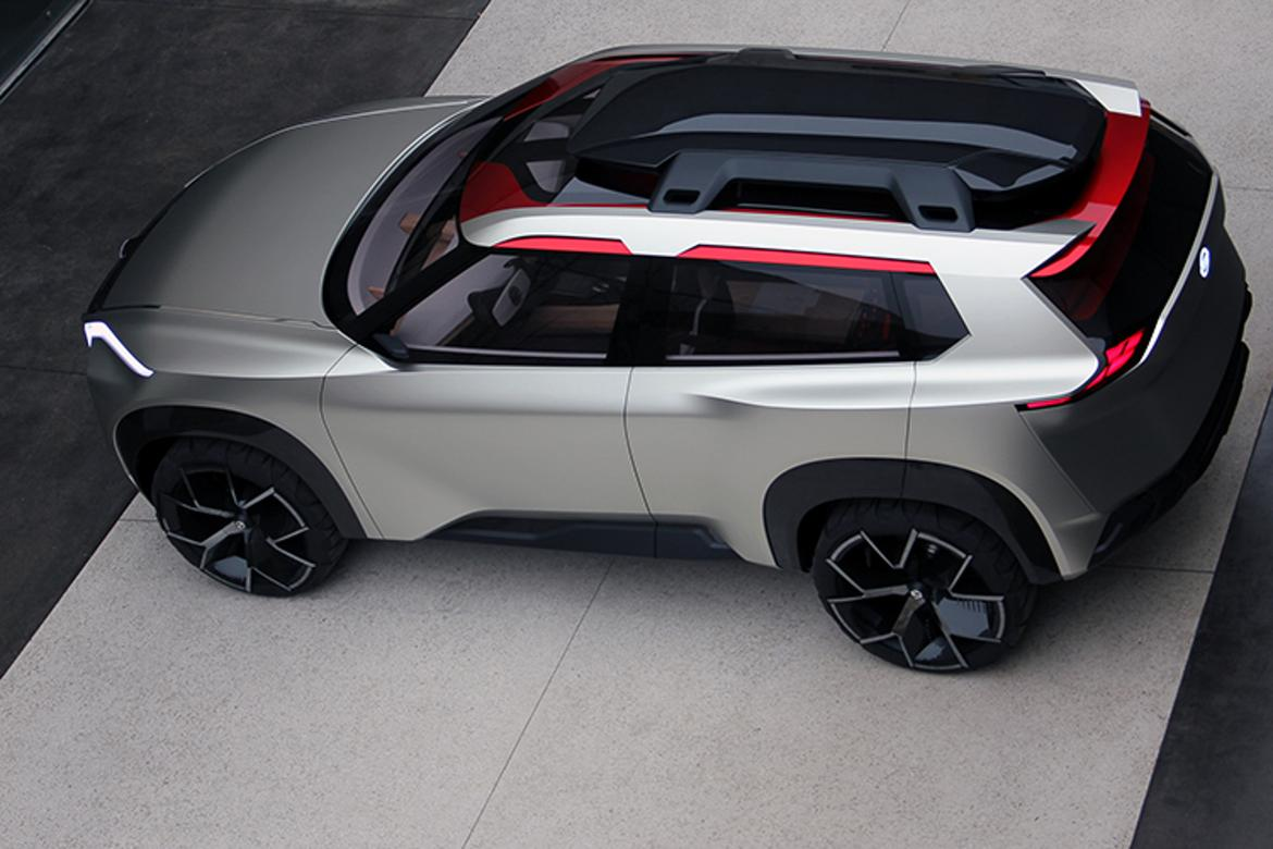 Nissan Xmotion Concept Crosses Old-World Design With New-School Tech ...