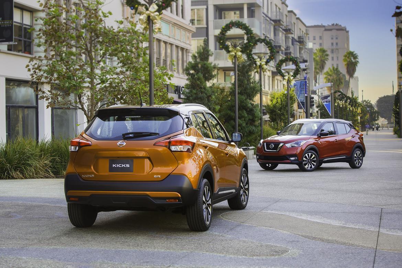 Pumped-Up Kicks? Actually, 2018 Nissan Kicks Price Not ...