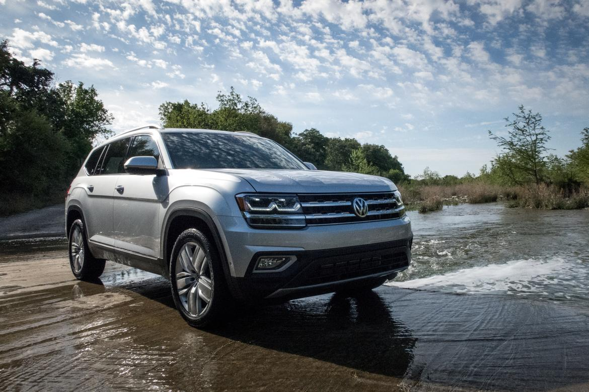 2018 Volkswagen Atlas Review First Drive News