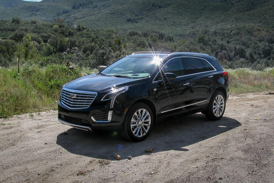 Excellent 2017 Cadillac XT5  Our Review  Carscom