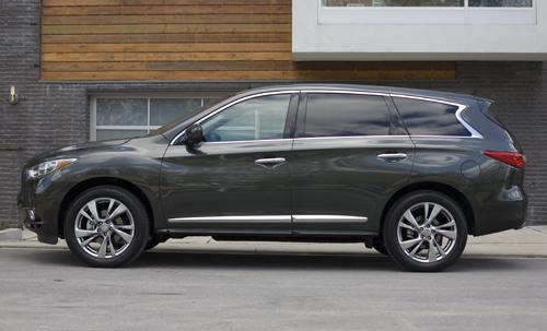 2013 Infiniti Jx35 Priced At 40450 News Cars