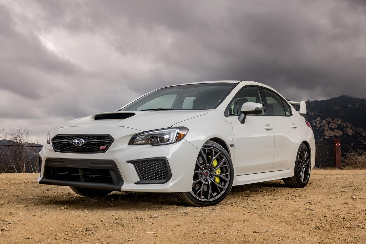 2018 subaru wrx sti our review. Black Bedroom Furniture Sets. Home Design Ideas