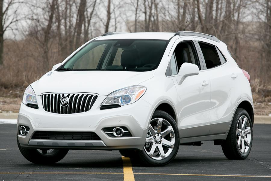 2014 Buick Encore - Our Review | Cars.com