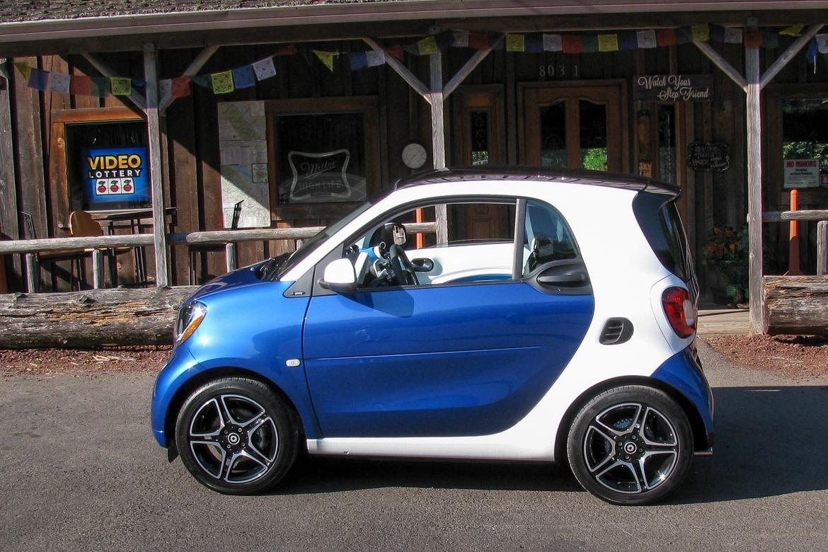 2016 Smart ForTwo First Drive  News  Carscom