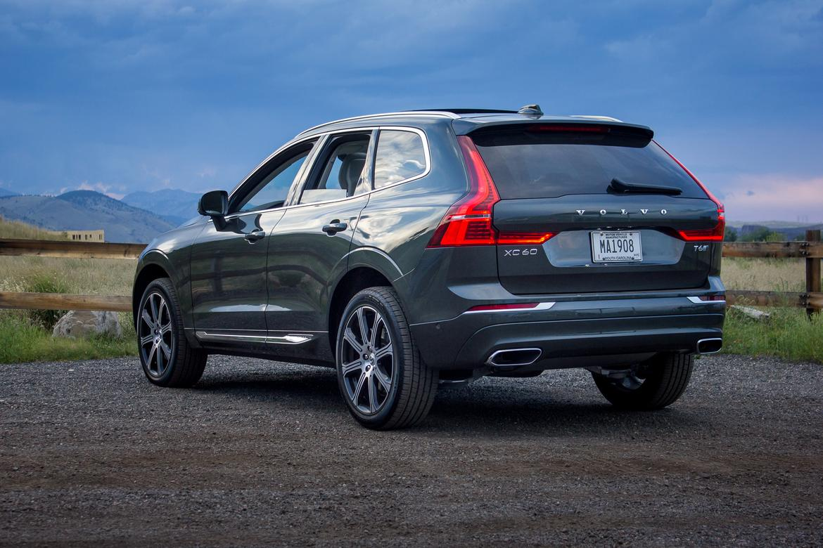 2018 Volvo Xc60 Our Review Cars Com