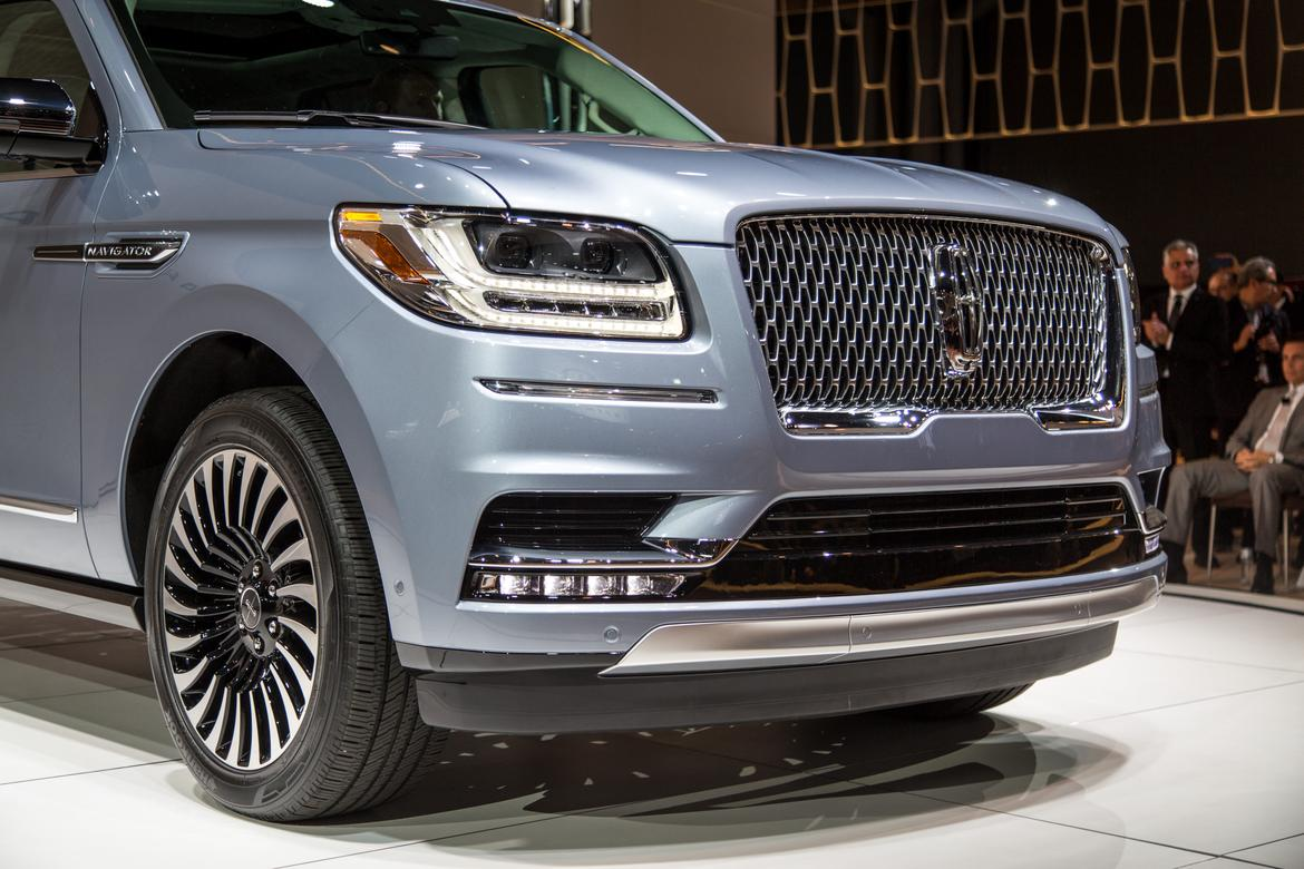 Perfect 2018 Lincoln Navigator Review First Impressions