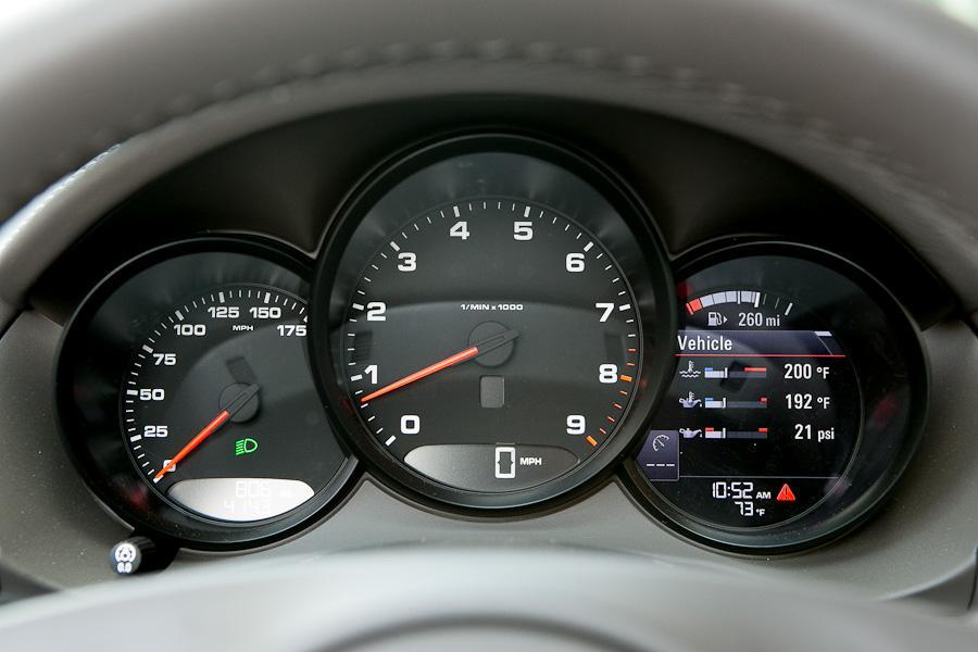 2013 Porsche Boxster Our Review Cars Com
