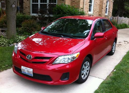 2011 Toyota Corolla Rental Car Review News Cars