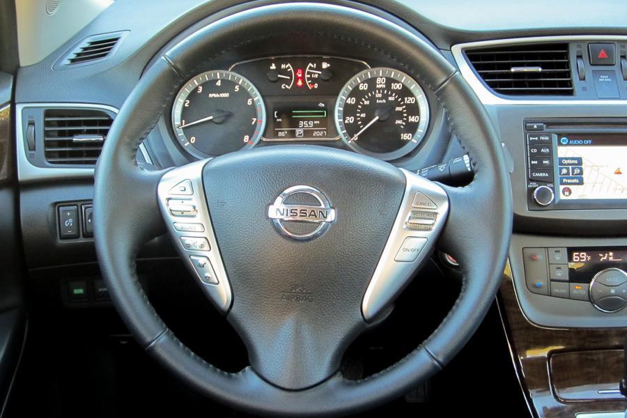 2013 Nissan Sentra - Our Review   Cars.com
