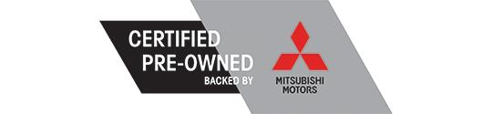 Mitsubishi Certified Pre-Owned Program Logo