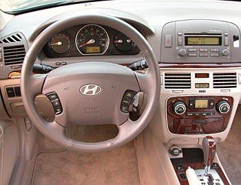 2006 Hyundai Sonata Our Review