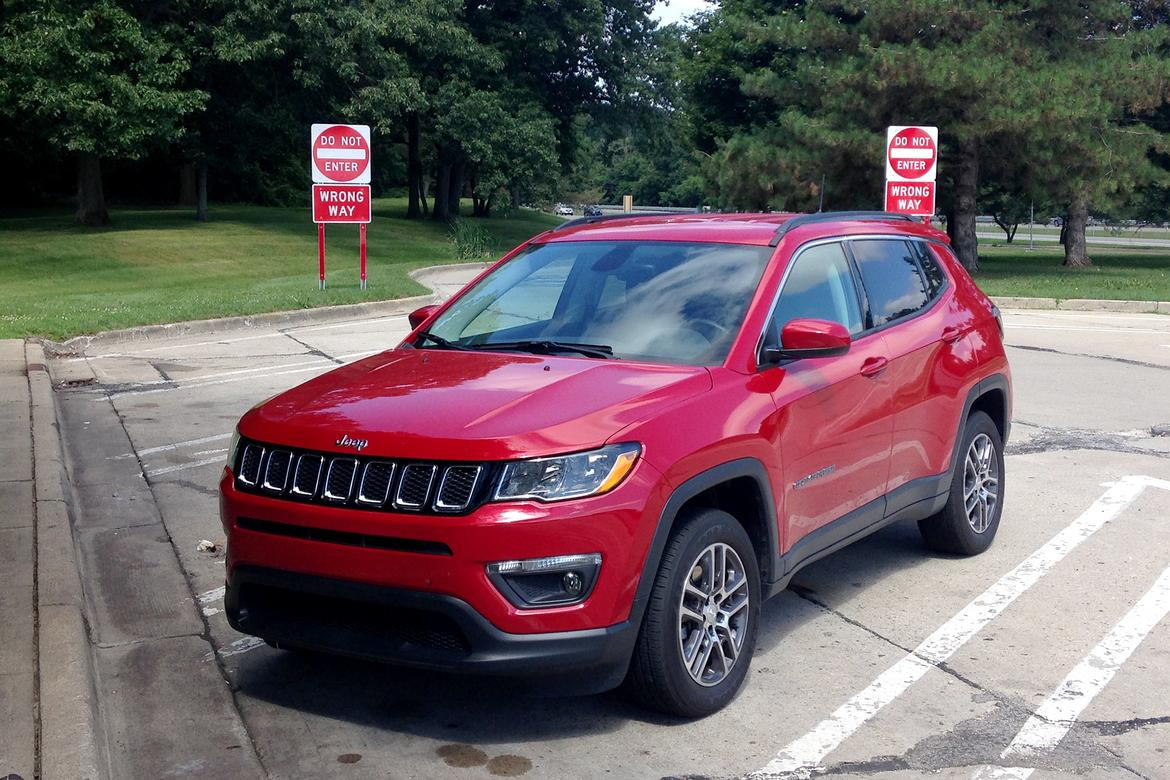 2017 jeep compass: real-world fuel economy | news | cars