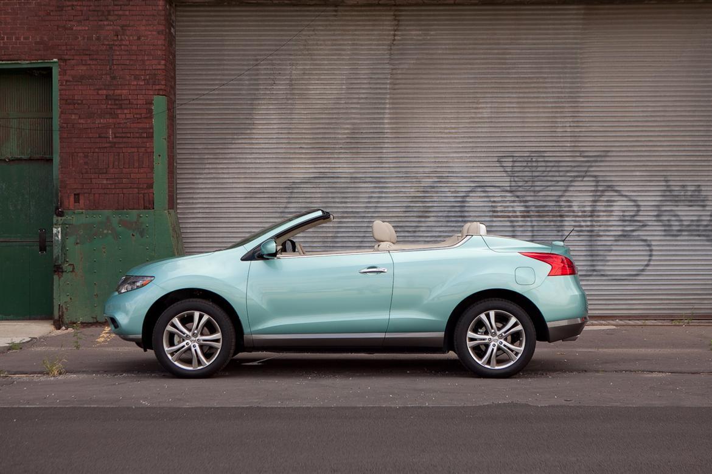 2011 Nissan Murano CrossCabriolet;
