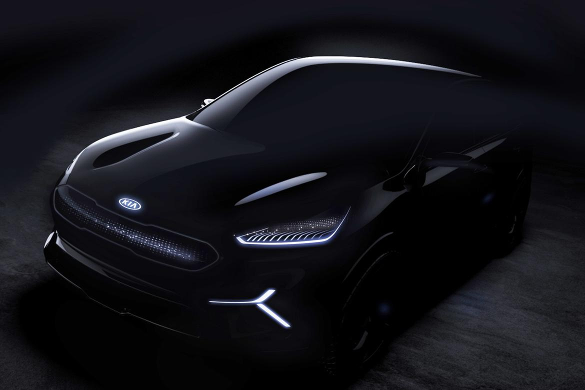 Kia will present electric vision with new concept at CES 2018