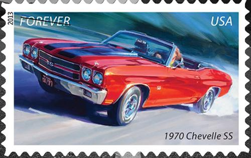 Postal Service Stamps Celebrate American Muscle Cars By Matt Schmitz March 5 2017 Share Mms Id 56618 Created Cm Utility