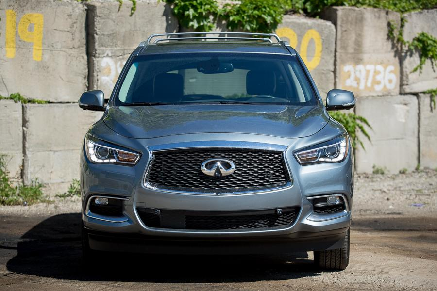 2016 infiniti qx60 our review. Black Bedroom Furniture Sets. Home Design Ideas