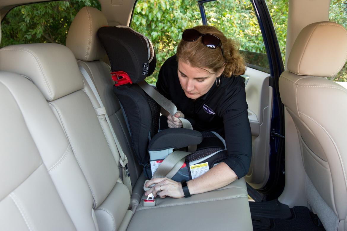 How Do Car Seats Fit In A 2018 Nissan Pathfinder