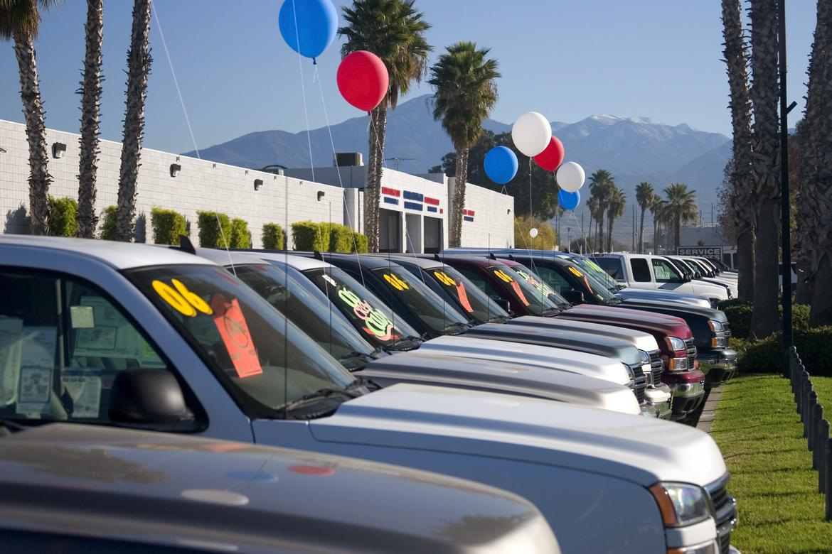 Used-Car Prices Fall for Third Straight Month, According to Car ...