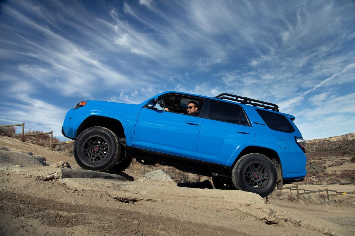 2019 Toyota 4Runner TRD Pro Gallery: Old-School Appeal ...